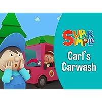 Carl's Car Wash - Super Simple