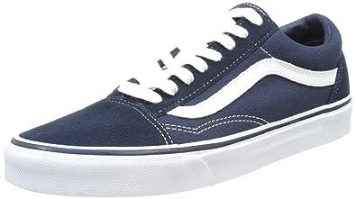 454c3d4bbb3745 Vans Men s s Ua Old Skool Low-Top Sneakers  Amazon.co.uk  Shoes   Bags