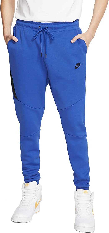 rumor balsa Allí  Nike M NSW TECH Fleece Jogger Mens Pants 805162-480 Size 2XL at Amazon  Men's Clothing store