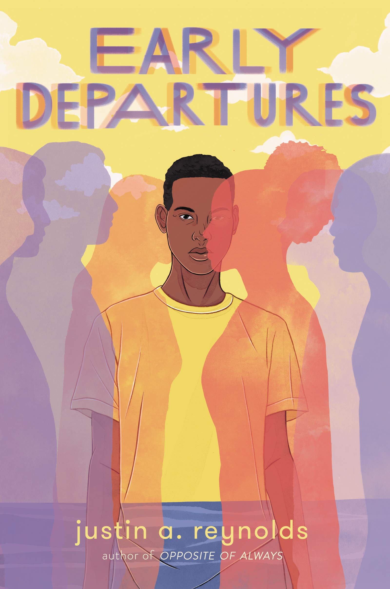 Amazon.com: Early Departures (9780062748409): Reynolds, Justin A.: Books
