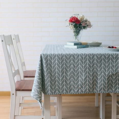 Tovaglia, tavolo da cucina rettangolare, tovaglie per feste ...