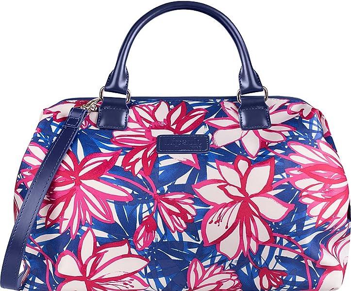 4db4f2328e66 Lipault - Blooming Summer Bowling Bag - Medium Top Handle Shoulder ...