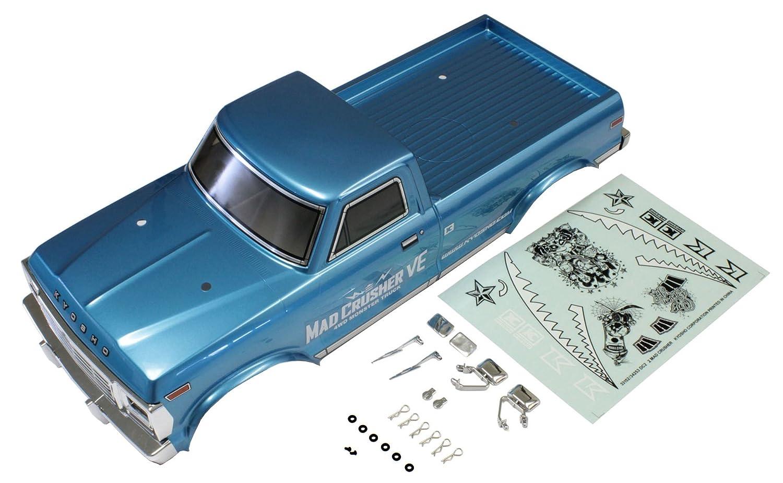 京商 塗装済完成ボディセット ブルー マッドクラッシャーVE用 ラジコン用パーツ MAB404 B07792YJKT