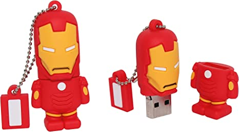 Marvel Avengers Black Panther Stick 8 GB Memoria USB 2.0 High ...