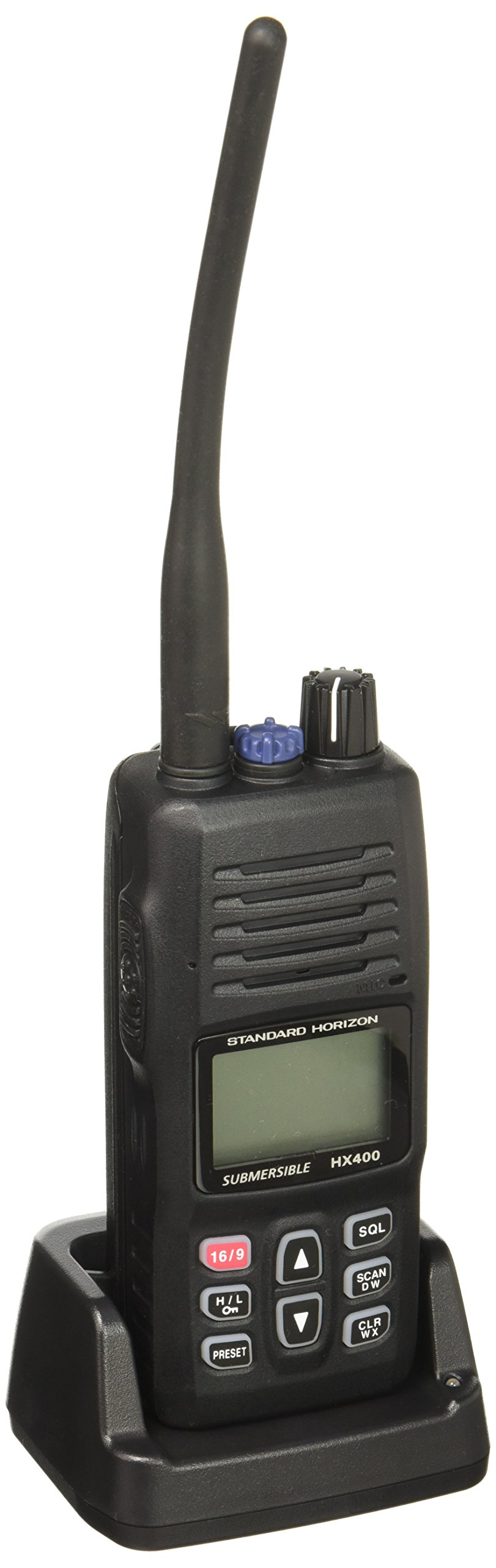 Standard Horizon HX400IS Intrinsically Safe Handheld VHF Radio by Standard Horizon (Image #1)