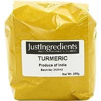 JustIngredients Essential Cúrcuma - 5 Paquetes de 250