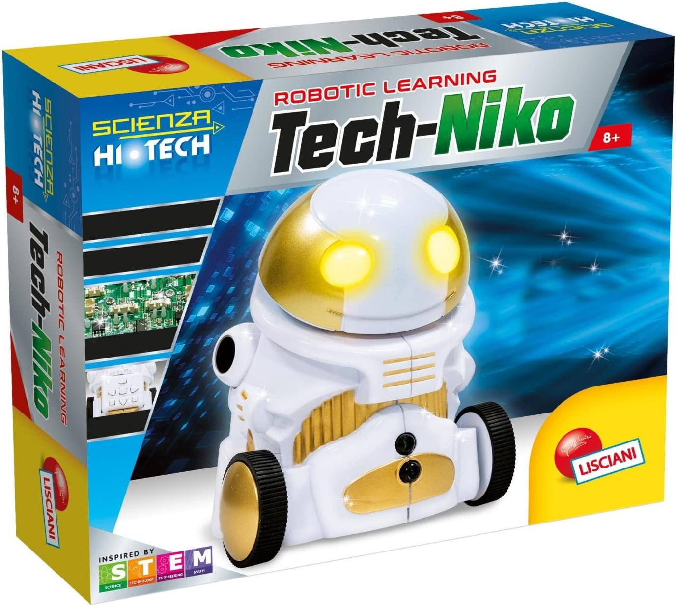 Bulk competition Christianity  Amazon.com: SCIENZA HI TECH 66490 Niko, Multi Colour, One Size ...