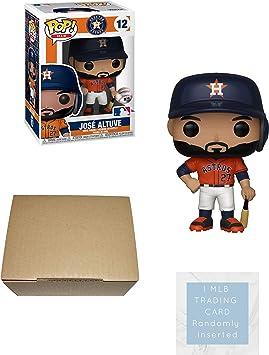 Funko José Altenía Houston Astros Pop! Paquete de Figuras con 1 ...
