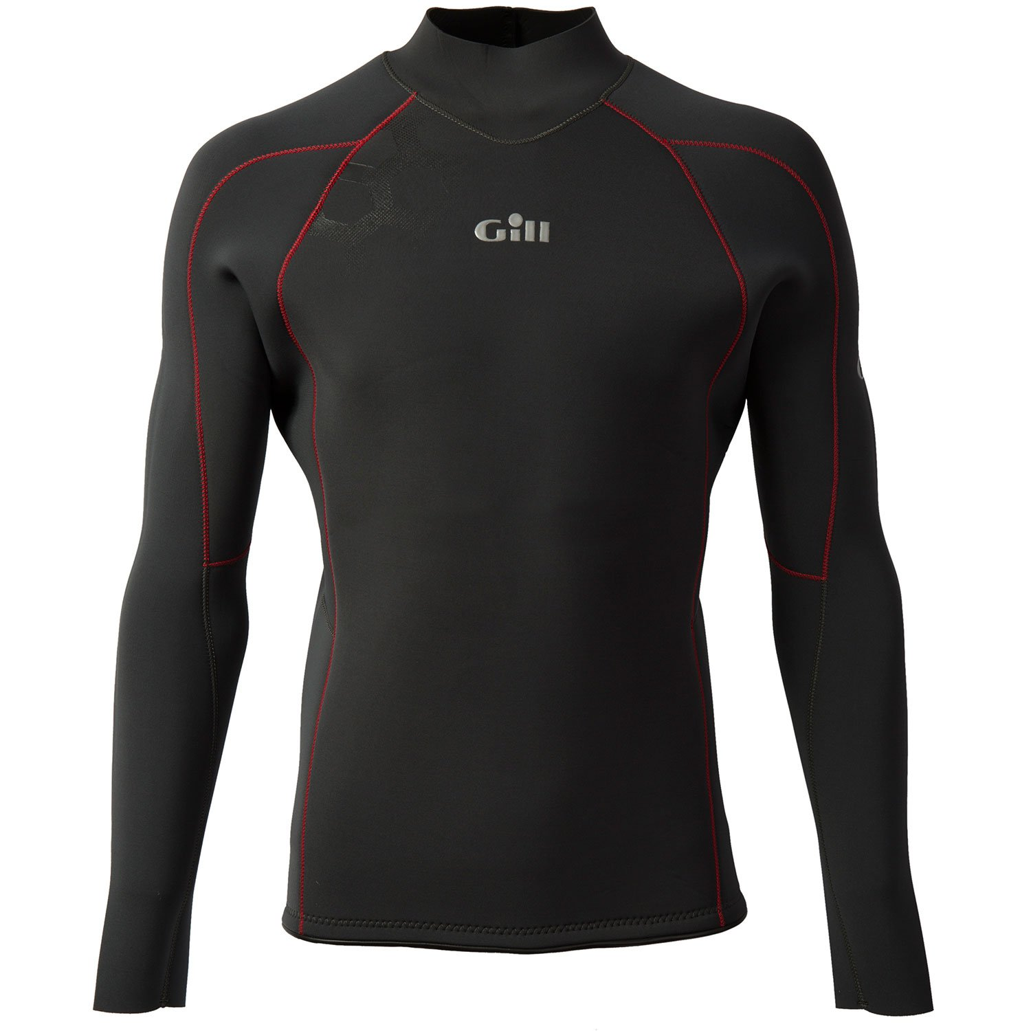 Gill Race Firecell Wetsuit Top - Graphite XS