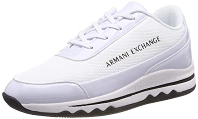 Armani Lace Up Exchange Sneaker Neoprene dBeWroCx