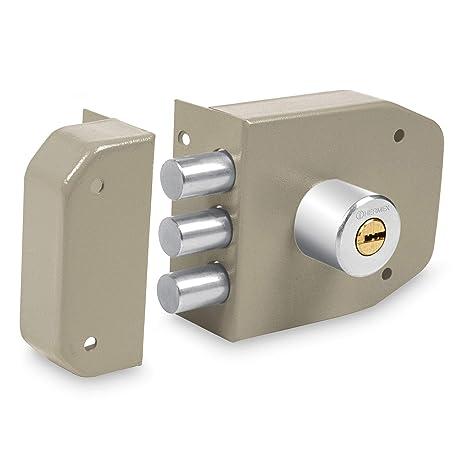 modelos de cerraduras de alta seguridad