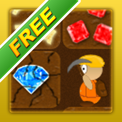 Treasure Miner Free - a 2d mining adventure: Amazon.es ...