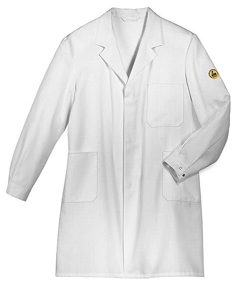 Uvex Whitewear Arbeitsmantel für Herren 89326 Langer