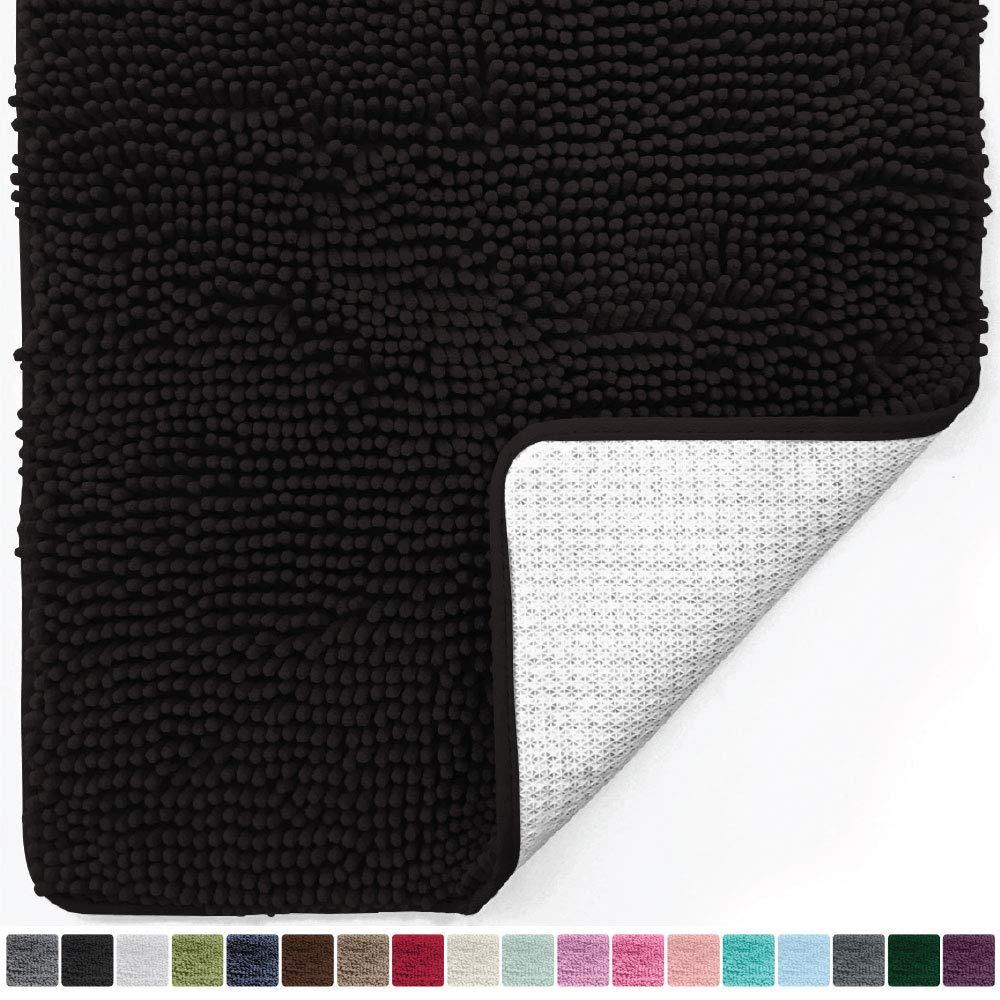Amazon Com Slipx Solutions Mildew Resistant Large Black