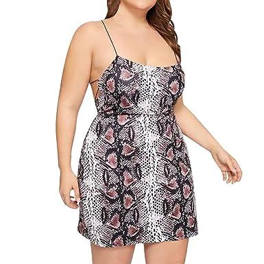 Amazon.com: EINCcm Women Clubwear Plus Size Dresses ...
