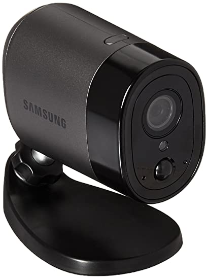 Battery Operated Security Camera >> Amazon Com Samsung Wisenet Snw R0130bw Smartcam A1 Outdoor Battery
