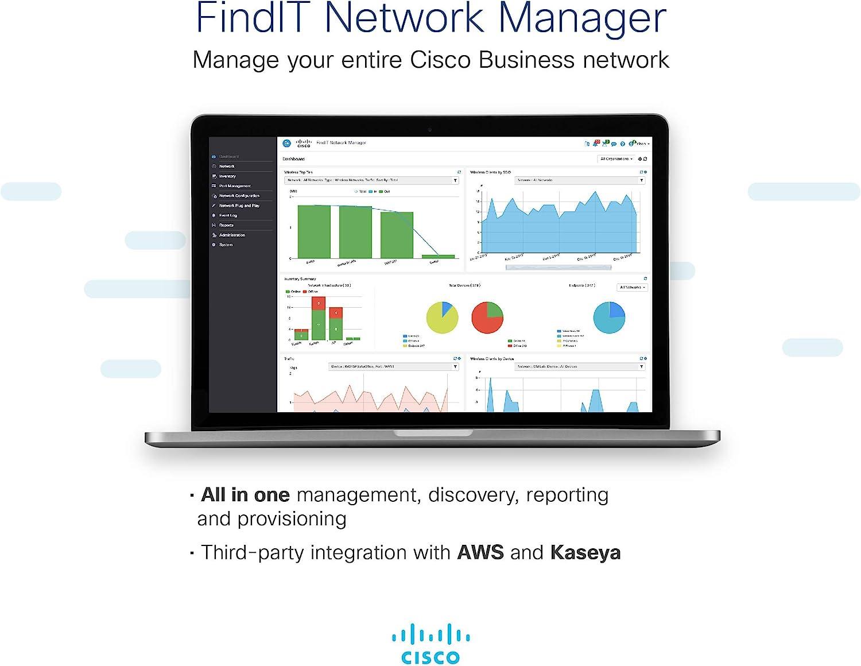 1 X 10//100//1000 Switch L3 7 X 10//100//1000 Smart - Rack-MOUNTABLE POE+ Cisco 250 Series SG250-08 POE+ UPLINK