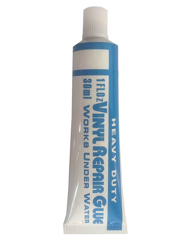 Rivenbert Pack de 20, Kit de reparación de Vinilo para Piscinas inflables, Camas de Agua, Pelotas de Playa, para PVC Blando by: Amazon.es: Jardín