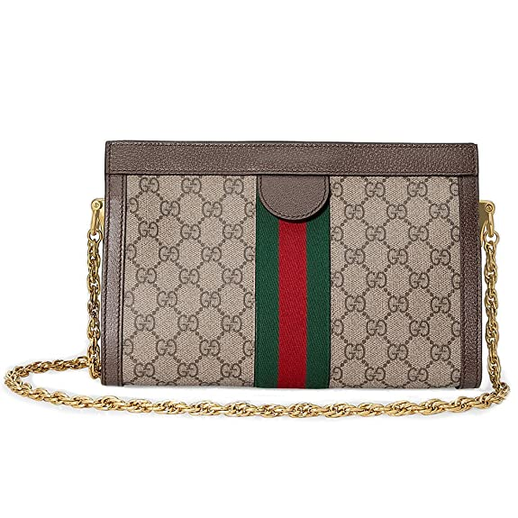 45b509670f3 Gucci Ophidia GG Small Shoulder Bag Handbag Article: 503877 K05NG 8745 Made  in Italy: Amazon.co.uk: Shoes & Bags