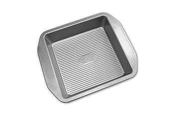 USA Pan 1120BW-2-ABC American Bakeware Lasagna Pan