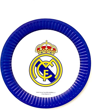 Amazon.com: Real Madrid F.C. – Decoración de la fiesta de ...