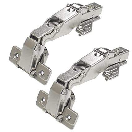 Superbe Probrico Face Frame Mount Soft Closing 165 Degree Full Overlay Cabinet  Hinges,1 Pair