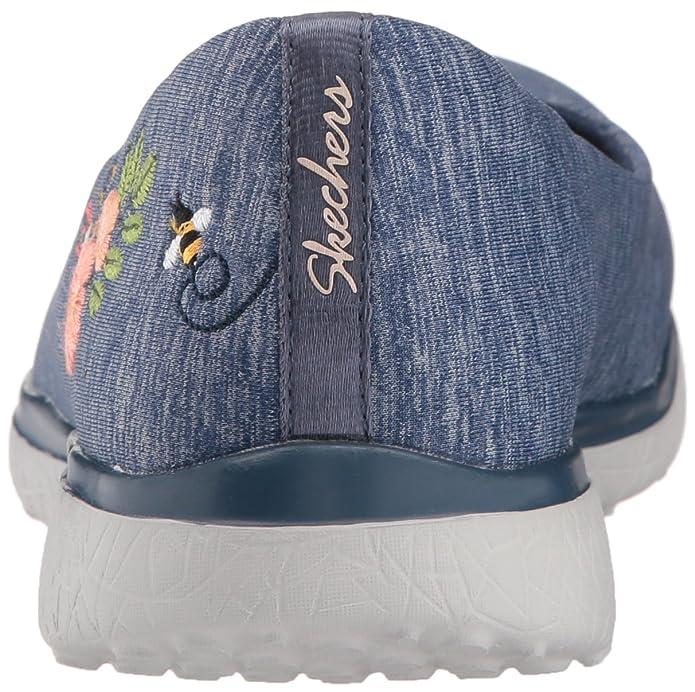 Skechers Women's Microburst - Botanical Paradise Sneaker