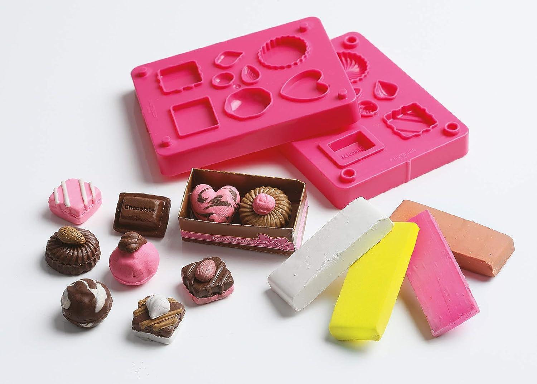 Eraser Studio Schokolade Beluga Spielwaren 50702