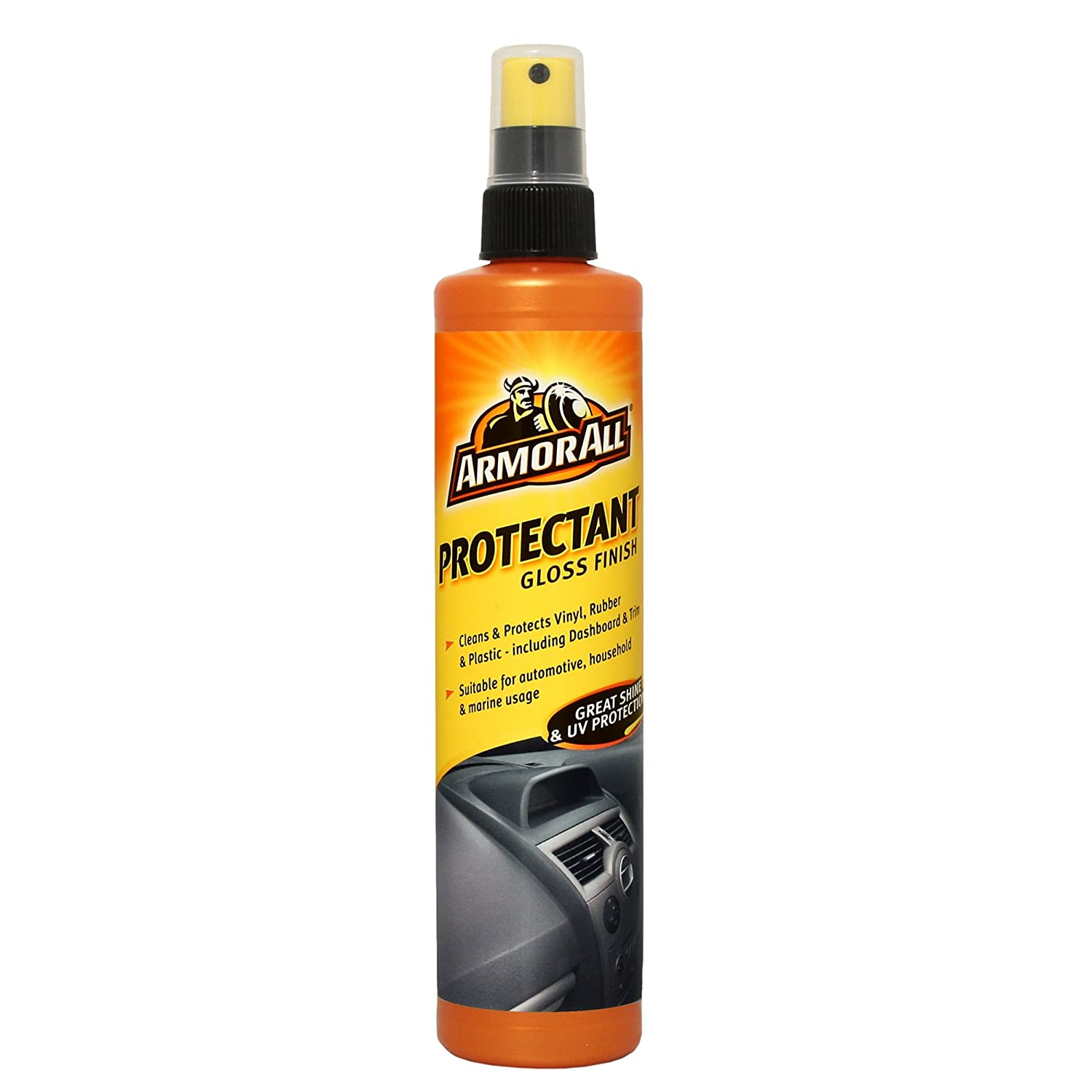 Armor All GAA10013EN Protectant Gloss Finish Armorall B0001OZH1C Automotive Accessories Hand Tools Mechanics and Automotive Tools Valeting Accessories