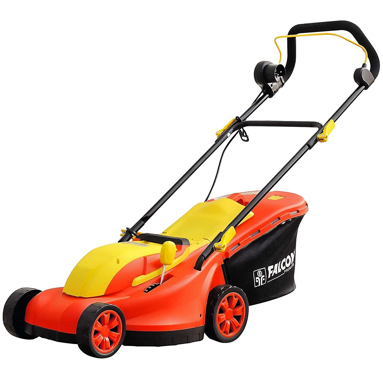Mowers tractors online buy mowers tractors in india best falcon electric rotary lawn mower red fandeluxe Image collections