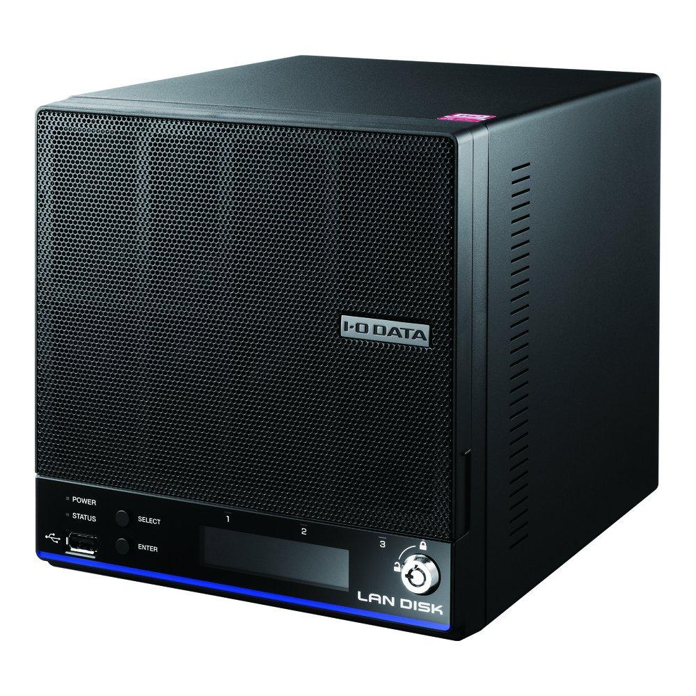正規店仕入れの アイオーデータ機器 ウイルス対策機能搭載「拡張ボリューム」採用2ドライブビジネスNAS 4TB B00L2QRP36 ライセンス5年 HDL2-H4 HDL2-H4/TM5/TM5 B00L2QRP36, 深谷市:2e645304 --- ballyshannonshow.com