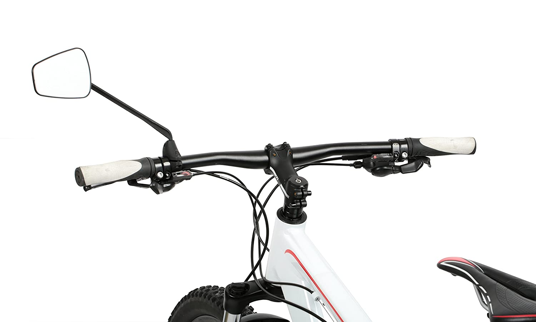 ZEFAL Spy Z56 R/ückspiegel Rechtes E-Bike E-Bike mit bruchsicherem Spiegel und Klappfunktion