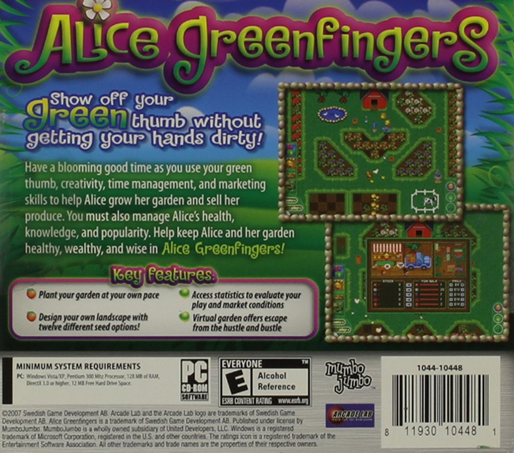 alice greenfingers 1 full version free download unlimited