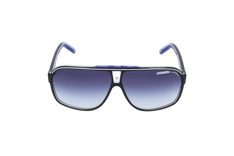 7c8885b965d5 Carrera Wayfarer Unisex Sunglasses (Black and Blue) (Grand-Prix2-T5C08):  Amazon.in: Clothing & Accessories