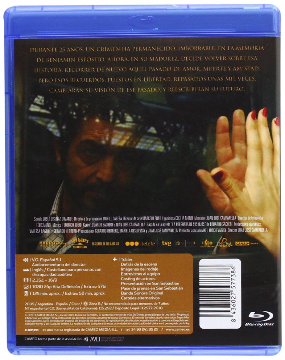 Amazon.com: The Secret in Their Eyes (2009) (El secreto de ...