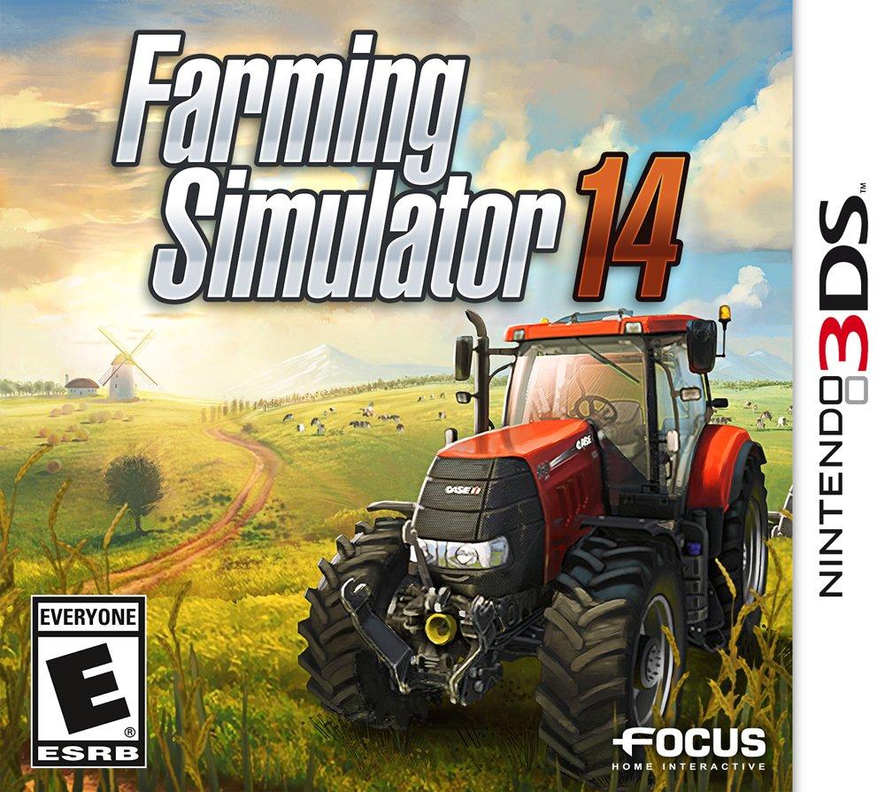 Farming Simulator 14 B00HYPWDS6
