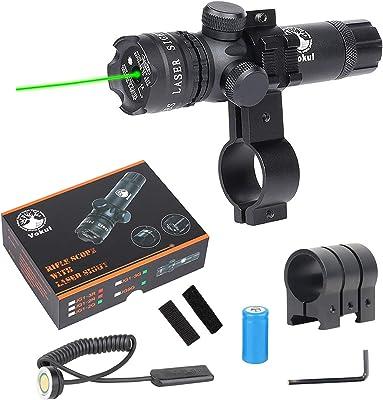 Vokul Shockproof 532nm Tactical Green Dot Laser Sight