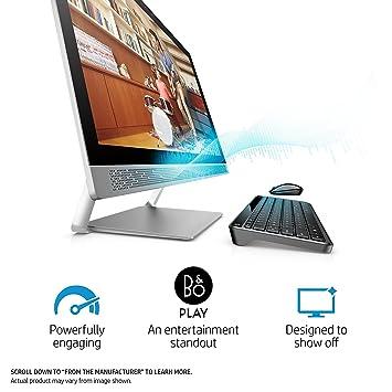 2017 HP Pavilion 27 TOUCH Desktop 10TB HD 32GB RAM EXTREME (Intel Core i7-