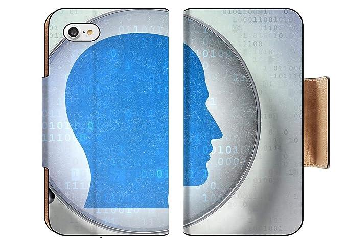 Amazon Com Luxlady Premium Apple Iphone 8 Flip Pu Wallet