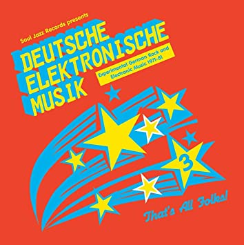 Deutsche Elektronische Musik 3, Exp. German Rock & Electronic 1971-81 3lp :  Varios: Amazon.es: Música