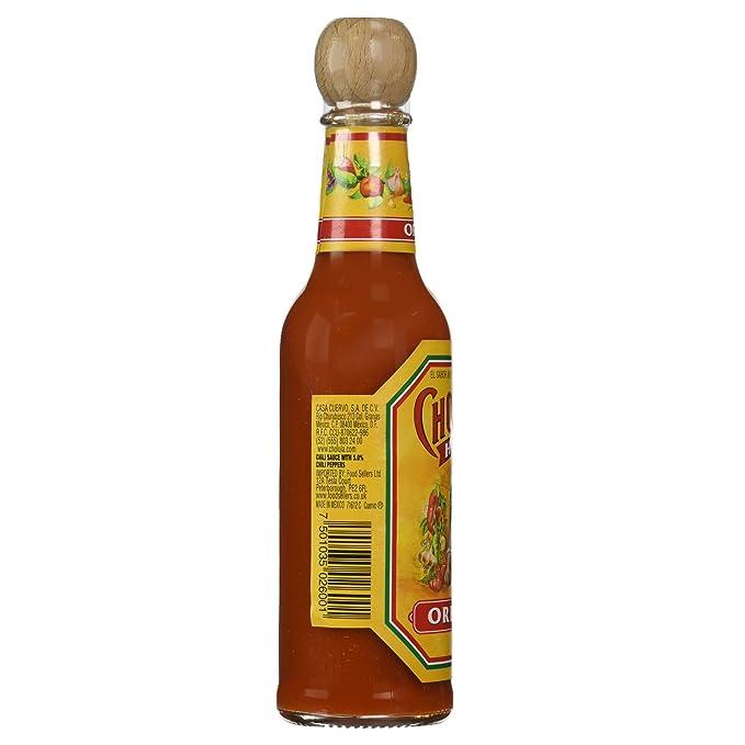 Cholula Salsa Mexicana Picante de Chiles 150 ml