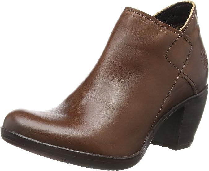 Fly London Hace314fly, Zapatos de tacón con Punta Cerrada para Mujer