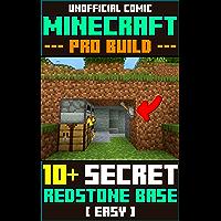 Minecraft: Home Pro Build - 10+ Secret Redstone Base: Master Build