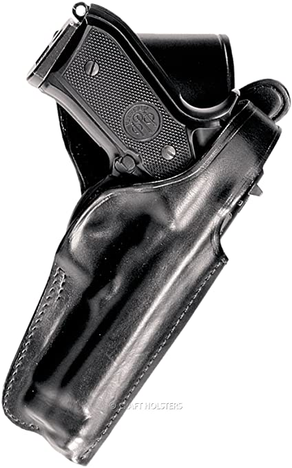 Amazon com : Taurus PT92 Duty Belt Holster with Quick Release