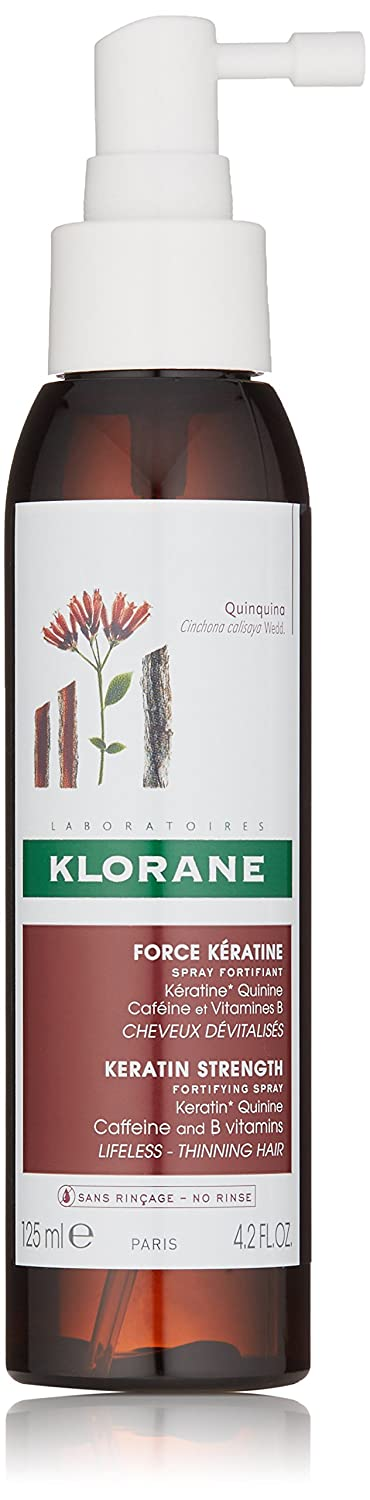 Klorane Force Keratine concentrado Serum anti-caída 125ml.: Amazon.es: Belleza