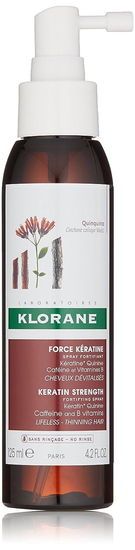 Klorane Force Keratine concentrado Serum anti-caída 125ml.: Amazon.es: Belleza