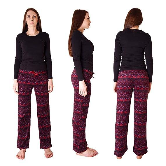 Cherokee Womens Womens 2 Piece Pajama Set Pajama Set