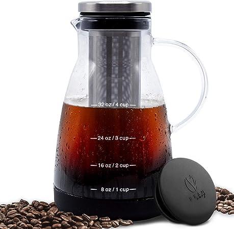 Amazon.com: Bean Envy, cafetera de goteo en frío ...