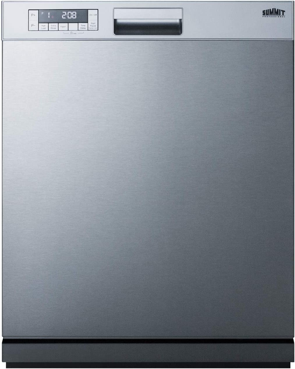 Summit DW2435SSADA 24 Inch Built In Fully Integrated Dishwasher