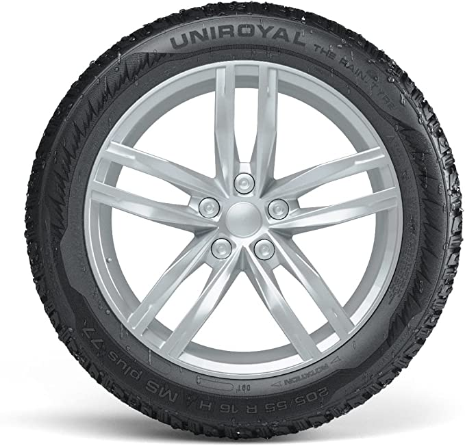 Uniroyal Ms Plus 77 M S 185 60r14 82t Winterreifen Auto